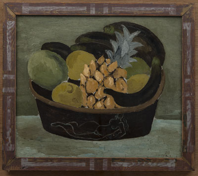 Still Life with Fruit, 1929. Please click to see an enlarged image