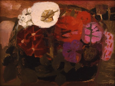 Flowers, 1963. Please click to see an enlarged image