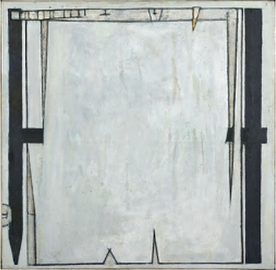 Small Gate Painting 1, 1980. Please click to see an enlarged image