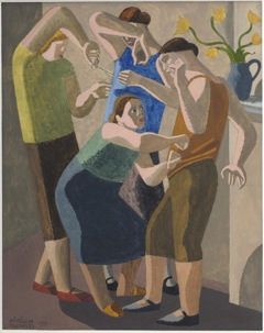The Dressmakers, 1933. Please click to see an enlarged image